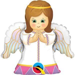 Шар-фигура - Ангел девочка